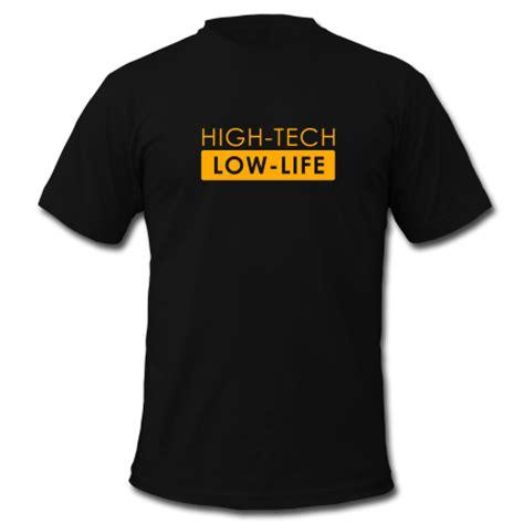 High tech life essay
